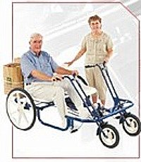 double tricycle