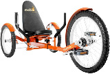 chainless recumbent