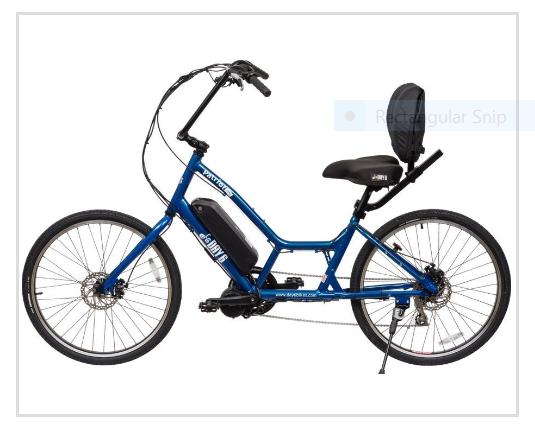 Step through electric bikes raise the bar for versatility
