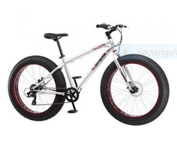 A Fat Tire Bicycle Is A Welcome New Style For Off Road