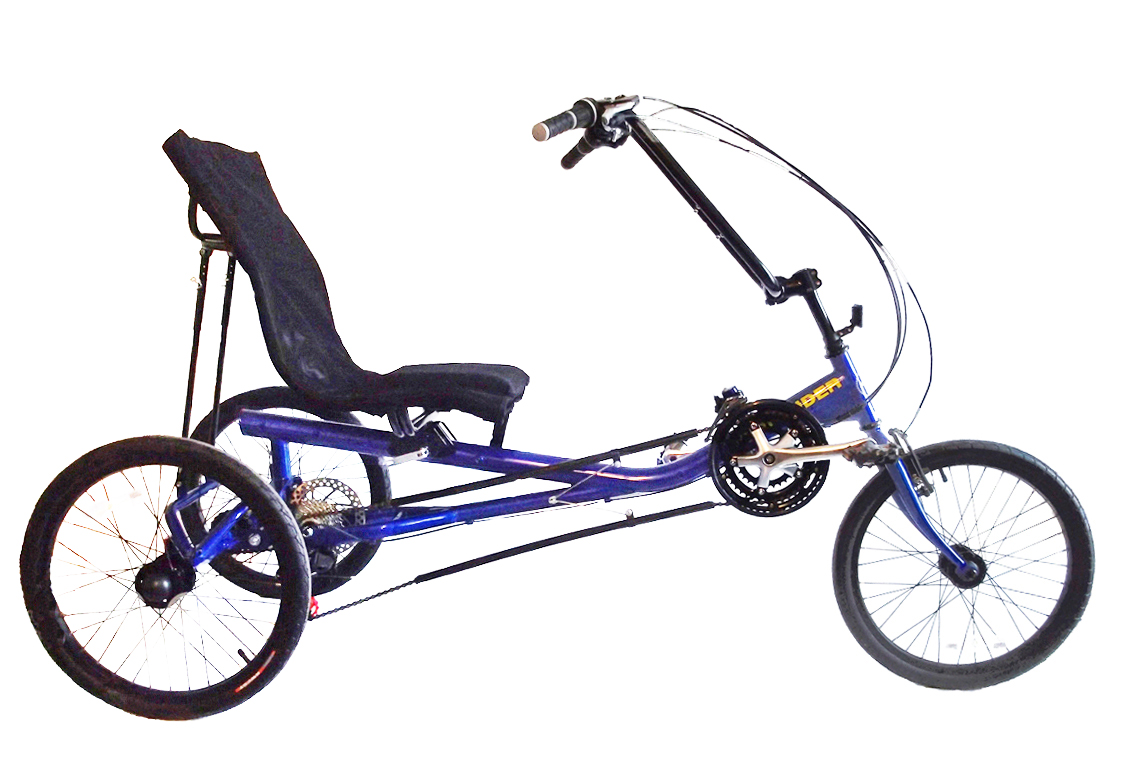 Recumbent Tricycles Are A Different Sit Back And Grin Kind Of Ride